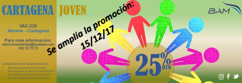 Cartagena-Joven 16-9 Carrusel